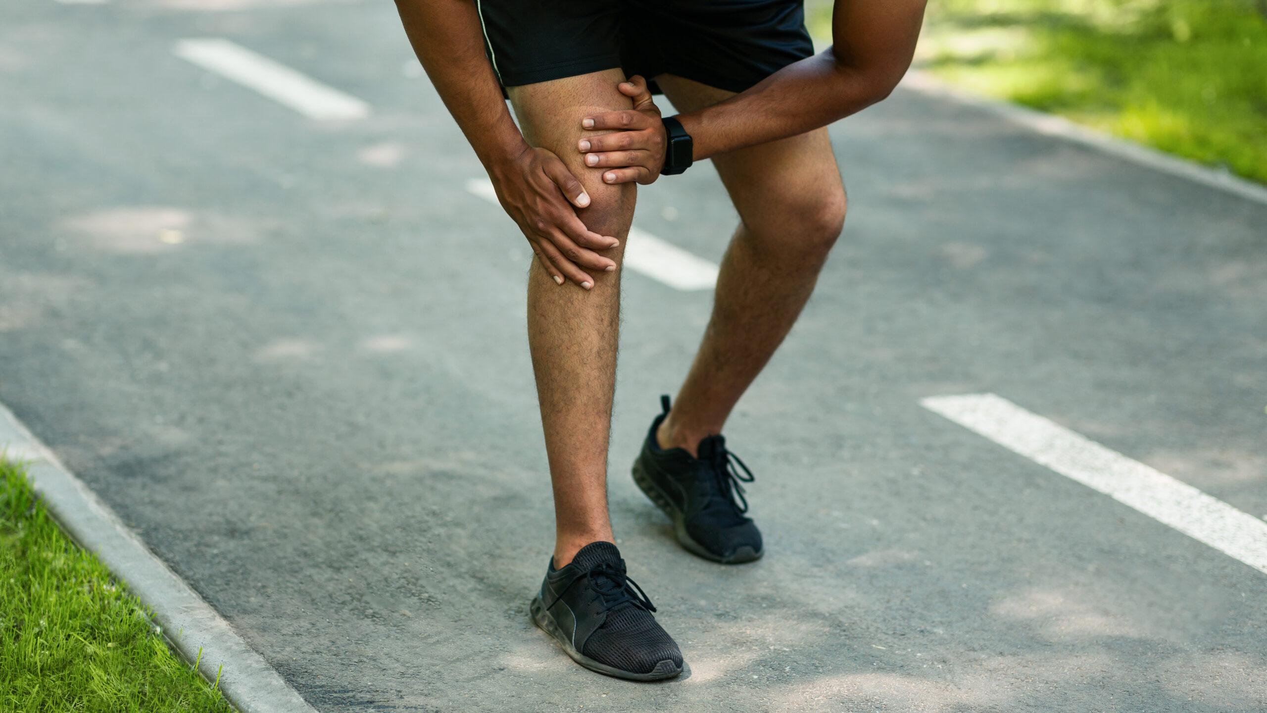 Knee Pain sports injury
