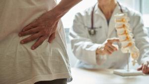 Why Disc-Related Back Pain Needs Immediate Treatment Picture